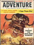 Adventure (1910-1971 Ridgway/Butterick/Popular) Pulp Mar 1956