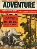 Adventure (1910-1971 Ridgway/Butterick/Popular) Pulp May 1956