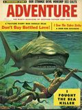 Adventure (1910-1971 Ridgway/Butterick/Popular) Pulp Aug 1956