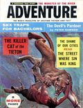 Adventure (1910-1971 Ridgway/Butterick/Popular) Pulp Sep 1956
