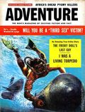 Adventure (1910-1971 Ridgway/Butterick/Popular) Pulp Nov 1956