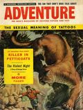 Adventure (1910-1971 Ridgway/Butterick/Popular) Pulp Jan 1957