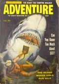 Adventure (1910-1971 Ridgway/Butterick/Popular) Pulp Jul 1957