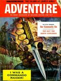 Adventure (1910-1971 Ridgway/Butterick/Popular) Pulp Oct 1957