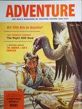 Adventure (1910-1971 Ridgway/Butterick/Popular) Pulp Nov 1957