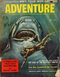 Adventure (1910-1971 Ridgway/Butterick/Popular) Pulp Dec 1957