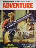 Adventure (1910-1971 Ridgway/Butterick/Popular) Pulp Jan 1958