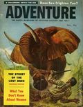 Adventure (1910-1971 Ridgway/Butterick/Popular) Pulp Feb 1958