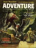 Adventure (1910-1971 Ridgway/Butterick/Popular) Pulp Mar 1958