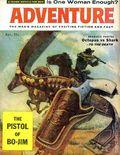 Adventure (1910-1971 Ridgway/Butterick/Popular) Pulp Apr 1958