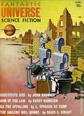 Fantastic Universe (1953-1960 King Size/Great American) Vol. 10 #2