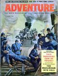 Adventure (1910-1971 Ridgway/Butterick/Popular) Pulp Jun 1958