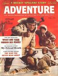 Adventure (1910-1971 Ridgway/Butterick/Popular) Pulp Aug 1958