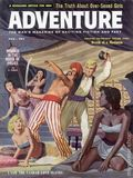 Adventure (1910-1971 Ridgway/Butterick/Popular) Pulp Aug 1959