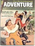 Adventure (1910-1971 Ridgway/Butterick/Popular) Pulp Aug 1960