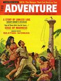 Adventure (1910-1971 Ridgway/Butterick/Popular) Pulp Oct 1960