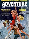 Adventure (1910-1971 Ridgway/Butterick/Popular) Pulp Dec 1960