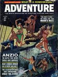 Adventure (1910-1971 Ridgway/Butterick/Popular) Pulp Aug 1961