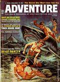 Adventure (1910-1971 Ridgway/Butterick/Popular) Pulp Oct 1961