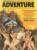 Adventure (1910-1971 Ridgway/Butterick/Popular) Pulp Dec 1961