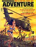 Adventure (1910-1971 Ridgway/Butterick/Popular) Pulp Feb 1962