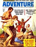 Adventure (1910-1971 Ridgway/Butterick/Popular) Pulp Aug 1962