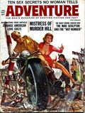 Adventure (1910-1971 Ridgway/Butterick/Popular) Pulp Oct 1962