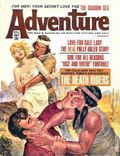 Adventure (1910-1971 Ridgway/Butterick/Popular) Pulp Aug 1963