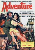 Adventure (1910-1971 Ridgway/Butterick/Popular) Pulp Oct 1963