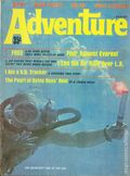 Adventure (1910-1971 Ridgway/Butterick/Popular) Pulp Aug 1964