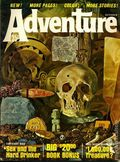 Adventure (1910-1971 Ridgway/Butterick/Popular) Pulp Oct 1964