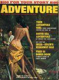Adventure (1910-1971 Ridgway/Butterick/Popular) Pulp Feb 1965