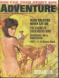 Adventure (1910-1971 Ridgway/Butterick/Popular) Pulp Apr 1965