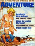Adventure (1910-1971 Ridgway/Butterick/Popular) Pulp Jun 1965