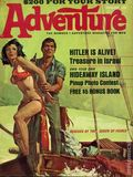 Adventure (1910-1971 Ridgway/Butterick/Popular) Pulp Aug 1965