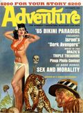 Adventure (1910-1971 Ridgway/Butterick/Popular) Pulp Oct 1965