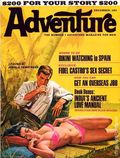 Adventure (1910-1971 Ridgway/Butterick/Popular) Pulp Dec 1965