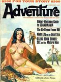 Adventure (1910-1971 Ridgway/Butterick/Popular) Pulp Feb 1966