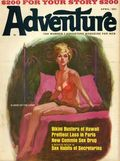 Adventure (1910-1971 Ridgway/Butterick/Popular) Pulp Apr 1966