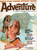 Adventure (1910-1971 Ridgway/Butterick/Popular) Pulp Aug 1966