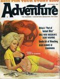 Adventure (1910-1971 Ridgway/Butterick/Popular) Pulp Oct 1966