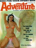 Adventure (1910-1971 Ridgway/Butterick/Popular) Pulp Dec 1966