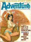 Adventure (1910-1971 Ridgway/Butterick/Popular) Pulp Feb 1967