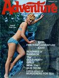 Adventure (1910-1971 Ridgway/Butterick/Popular) Pulp Aug 1967