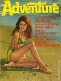 Adventure (1910-1971 Ridgway/Butterick/Popular) Pulp Apr 1968