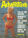 Adventure (1910-1971 Ridgway/Butterick/Popular) Pulp Aug 1968