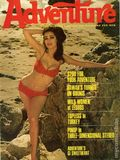 Adventure (1910-1971 Ridgway/Butterick/Popular) Pulp Oct 1968