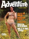 Adventure (1910-1971 Ridgway/Butterick/Popular) Pulp Feb 1969