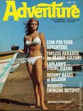 Adventure (1910-1971 Ridgway/Butterick/Popular) Pulp Jun 1969