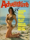 Adventure (1910-1971 Ridgway/Butterick/Popular) Pulp Dec 1969